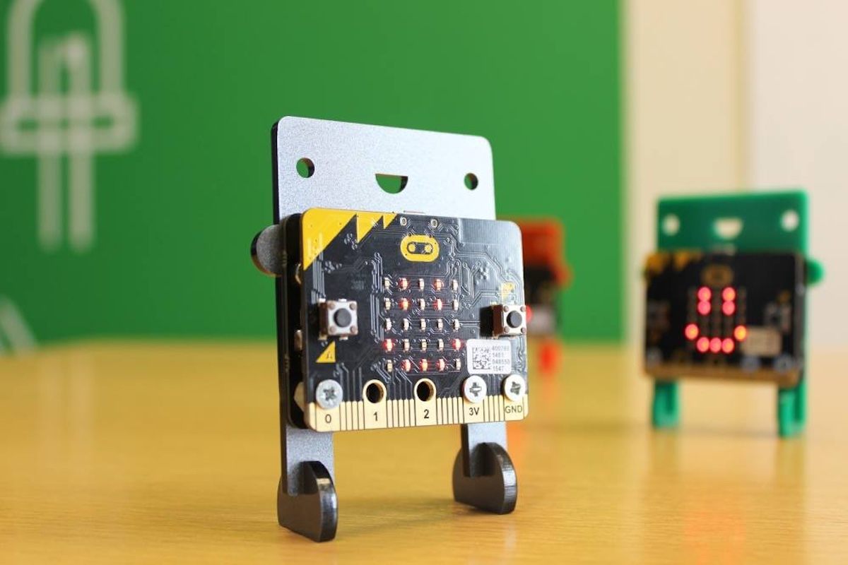 Bbc Micro Bit Computers Now Available To Pre Order From