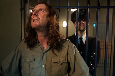 David Threlfall stars as Frank Gallagher. Image: Channel 4/Matt Squire