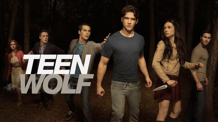 teen wolf netflix